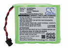 Albrecht Cordless Phone Battery For AE930