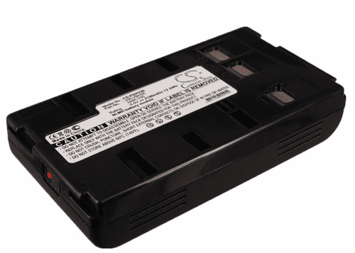 Blaupunkt Digital and Video Camera Battery For CC-664, CC-684, CC-695, SC-625, SC-634, SCR-250, ST-6