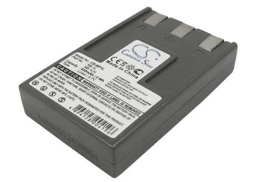 Canon ER-D100, NB-1L, NB-1LH Digital and Video Camera Battery