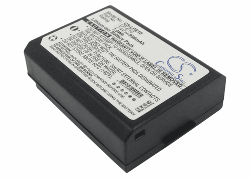 Canon LP-E10 Digital and Video Camera Battery