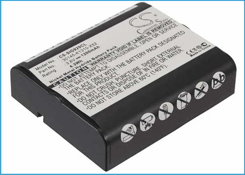 Commodore Cordless Phone Battery For 250