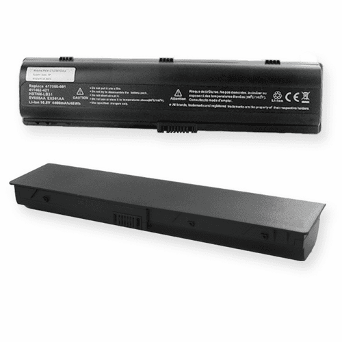 48WHr 6-Cell Battery For HP / COMPAQ Laptop Computers, Empire LTLI-9012-4.4