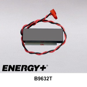 Energy+ B9632T Lithium Battery for Clock Memory Support
