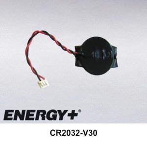 Energy+ CR2032-V30 RTC Battery for HP Compaq V3000 V4000 dv2000 dv4000