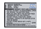 GIONEE BL-C008C Mobile, Smartphone Battery