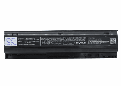HP 633803-001, 660003-141, 660151-001, HSTNN-IB3I, JN06, QK651AA Laptop Computer Battery