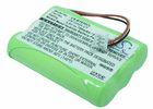 INTER-TEL Cordless Phone Battery For Axxess INT4000, INT400