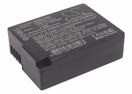 Leica BP-DC12 Digital and Video Camera Battery