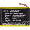 Logitech 1506, 533-000088, HB303450 Remote Control Battery