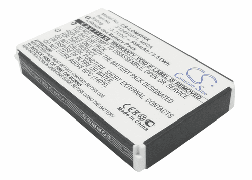 Logitech 190304-2004, F12440071, M50A Wireless Keyboard Battery