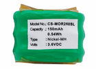 Motorola PLC Battery for CNC Machine For PMB3.6b, R2600, R2660, R2670