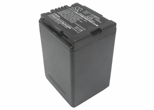 Panasonic VW-VBG390, VW-VBG390E, VW-VBG390K, VW-VBG390PP Digital and Video Camera Battery