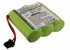 Sager Cordless Phone Battery For SPP-88960
