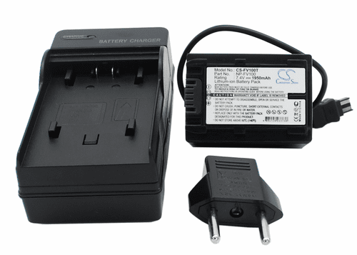 Sony NP-FV100 Digital and Video Camera Battery