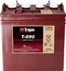 T890 Group-GC8 Trojan 8 Volt Deep-Cycle Flooded Batteries