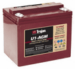 U1-AGM Group-U1 Trojan Deep-Cycle AGM Batteries