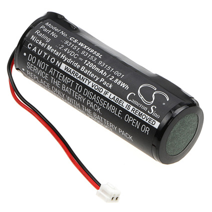 Wella 93151, 93151-001, 93153 Electric Shaver Battery