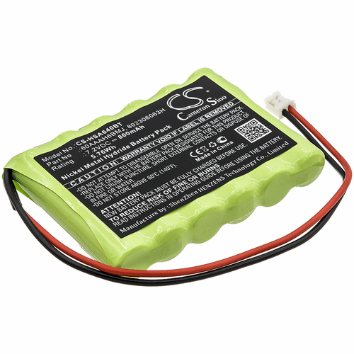Yale 60AAAH6BMJ, 802306063H Alarm System Battery