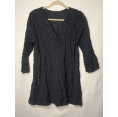 check shirting bias tunic