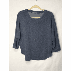 crimped dolman crop