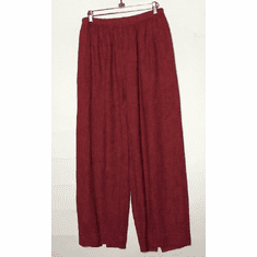 crosshatch twist pant