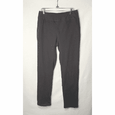 french twill slim ankle pant