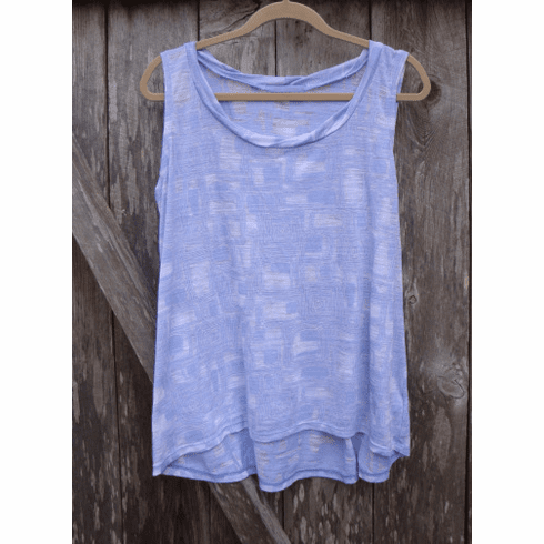 graphic burnout twisted tank