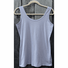 light lycra jersey tunic tank