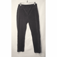mini cord slim ankle pant