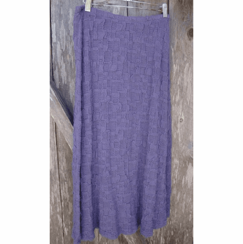 pucker sweater aline skirt