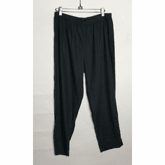 tapered crop pant