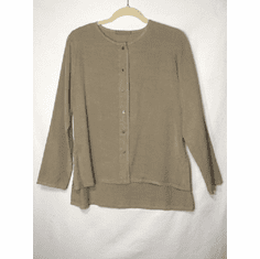 tencel shirt jacket