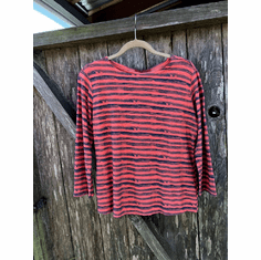 water color boatneck top