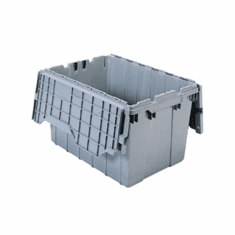 1.12 Cu Ft Attached Lid Containers 6 Pack