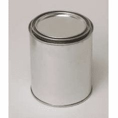1 Pint Can Epoxy Lined Paint Cans, 12 Case Pack