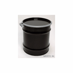 10 Gal Steel Drum Open-head-black-Rust Inhibitor Lining $58.95