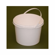 10 lb Commercial Series Food Containers, 100 Case Qty