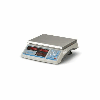 12 lb Capacity Electronic Bench Counting Scale