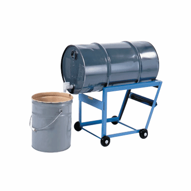 """15 Gallon Drum Cradle 