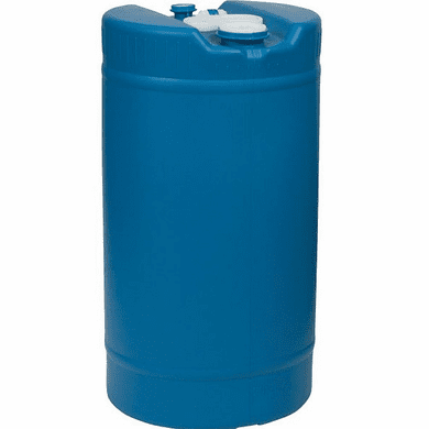 15 Gallon NEW Water Storage Barrel