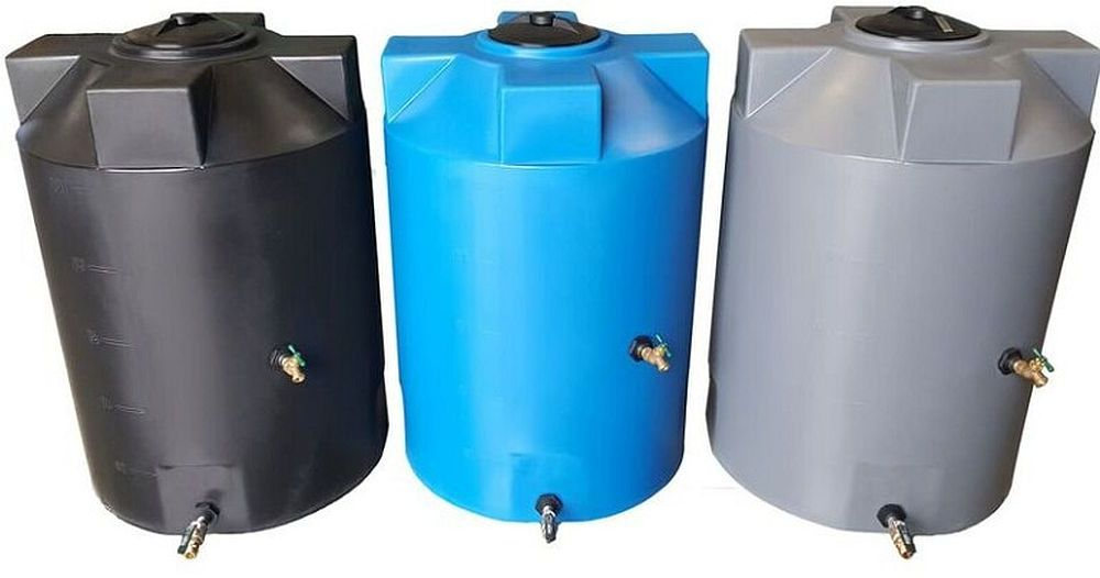 150 Gallon Poly-Mart Heavy Weight Emergency Water Storage