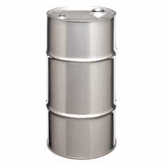 16 Gallon Tight Head Stainless Steel Drums