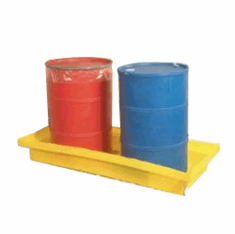 2-Drum Economy Containment Basin  2-Pack-Discontinued