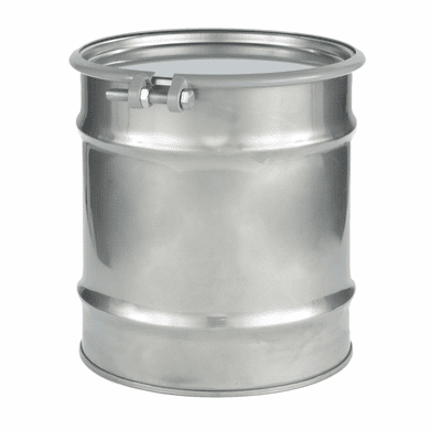 20 Gallon Open Head Stainless Steel Drums