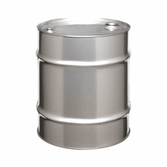 20 Gallon Tight Head Stainless Steel Drums