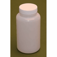 250cc(8.5oz) HDPE Wide Mouth Jars,12 Pack