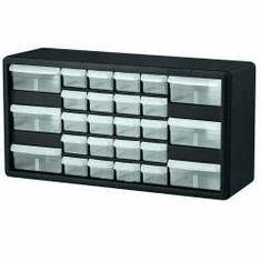 26 Drawer Plastic Storage Cabinets