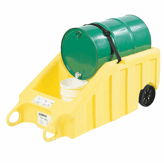 30-55 Gallon Cradles and Dispenses Secondary Containment