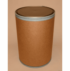 30 gallon Cardboard Fiber Shipping Barrel