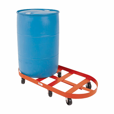 30 Gallon - Double Drum Dolly